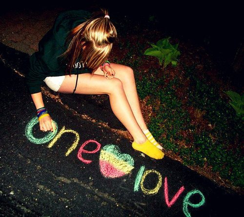 One Love ! ♥
