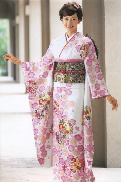 Tenue Traditionnelle au Japon  Kimono