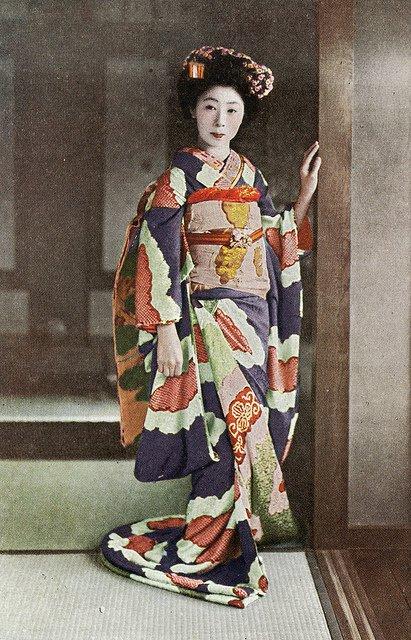 tenue traditionnelle au japon kimono blog de loveasiadu59. Black Bedroom Furniture Sets. Home Design Ideas