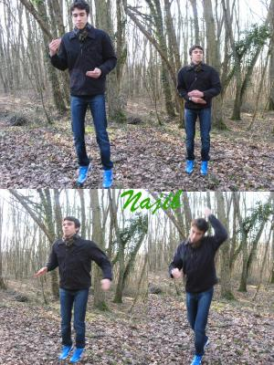 Ma ballade en forêt