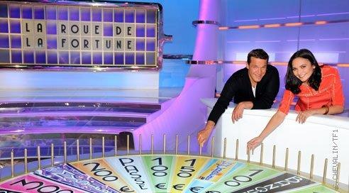 Un tour vers les jeux télé : la Roue version Castaldi !