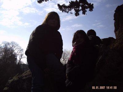 Aléna et moi !!!