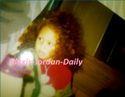 Alexis Jordan: Baby Pic