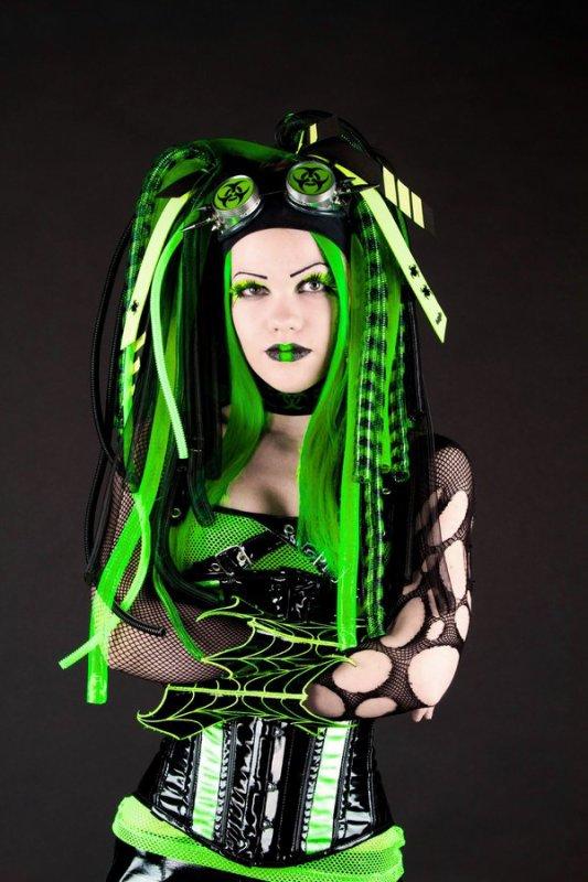 Les Cyber Goth