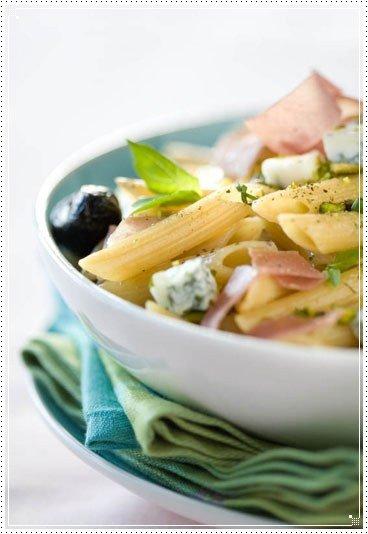 Salade de Penne au gorgonzola