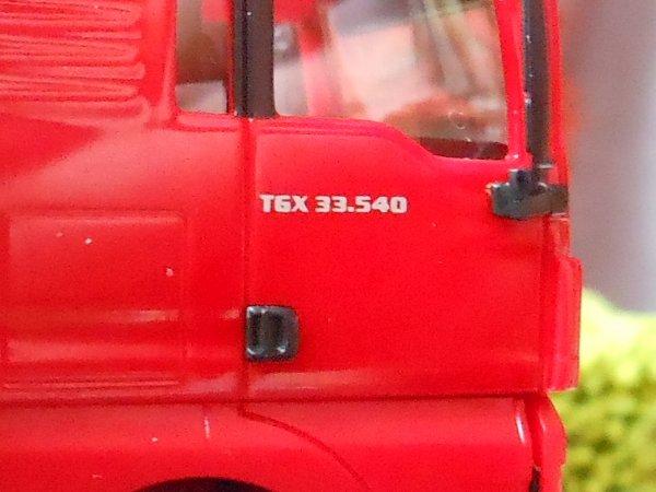 Grumier MAN TGX 33.540