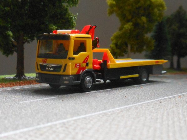 Divers camions