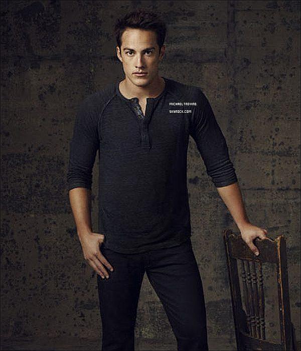 Découvrez une nouvelle photo promotionnelle de Michael pour la saison 4 de TVD!