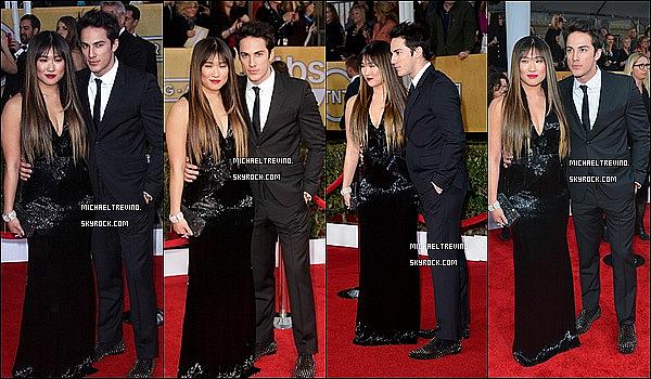 27/01/13 - Michael et Jenna étaient à la 19e Screen Actors Guild Awards à L.A.