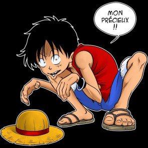 Le vrai visage de Luffy