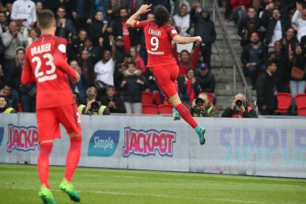 PSG-SCB 36ème journée du championnat de France de L1 2016-2017