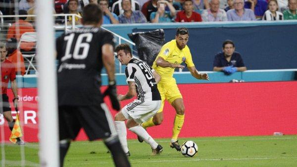 PSG-Juventus International Champion Cup 2017-2018