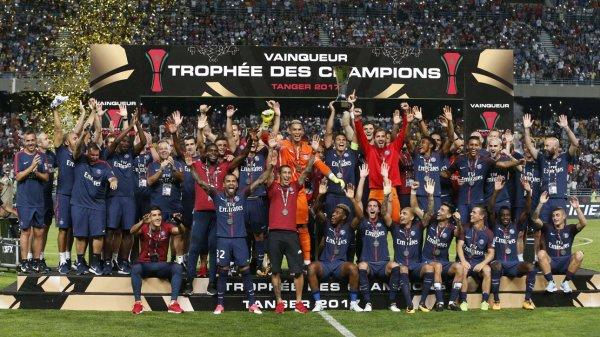 ASM-PSG Trophée des Champions 2017-2018