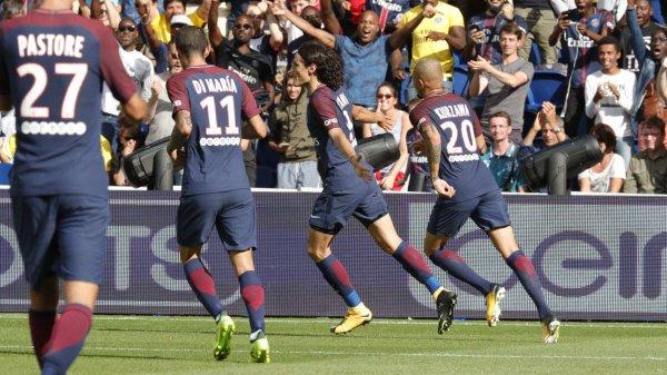 PSG-Amiens SC 1ère journée du championnat de France de L1 2017-2018