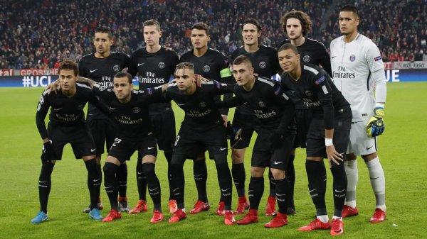 Bayern Munich-PSG 6ème journée du groupe A de la Champion's League 2017-2018