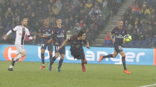 PSG-EAG 35ème journée du championnat de France de L1 2017-2018