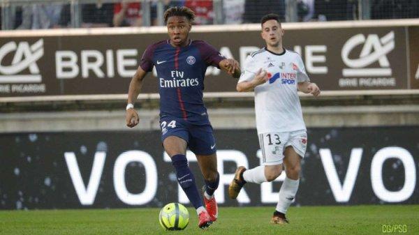 Amiens SC-PSG 36ème journée du championnat de France de L1 2017-2018