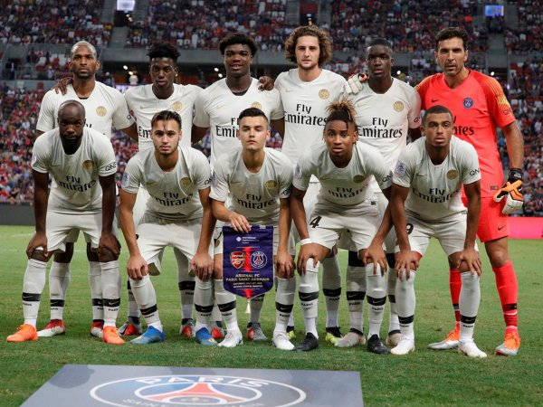 Arsenal-PSG International Champion Cup 2018-2019