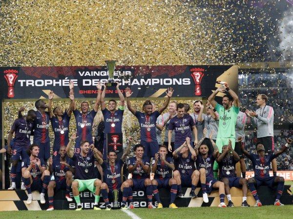 PSG-ASM Trophée des Champions 2018-2019