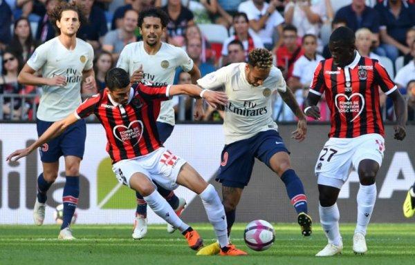 OGCN-PSG 8ème journée du championnat de France de L1 2018-2019