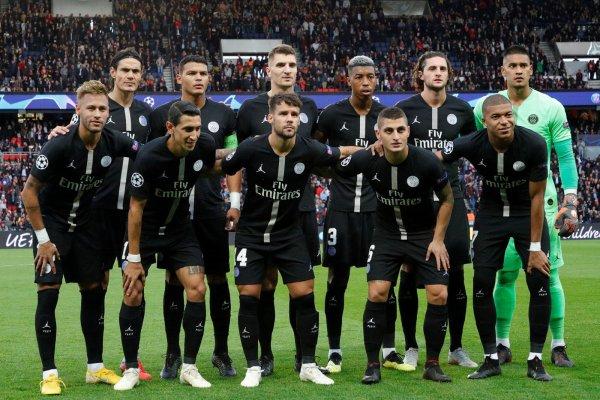 PSG-Crvena Zvezda 2ème journée du groupe C de la Champion's League 2018-2019