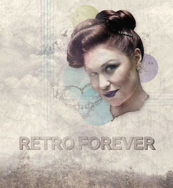 Tuto - Retro Poster