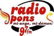 "INTERVIEW DANS LES STUDIOS "" RADIO PONS """