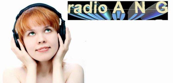 Lydia sur RADIO A-N-G FM   SAMEDI 16 FEVRIER A 18H15
