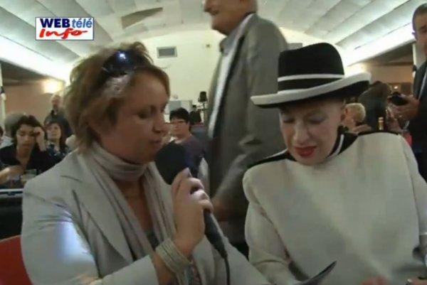 Interview de Mme Geneviève de FONTENAY