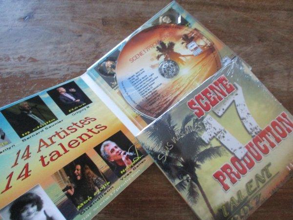 ALBUM DISPONIBLE 15 ¤ FRAIS DE PORT COMPRIS  14 TITRES !!!  SERIE LIMITE A 500 EXEMPLAIRES ! SOUTENONS LES ARTISTES