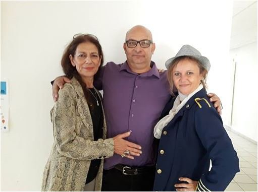 David Pommier,Brigitte Skiavi Blanc, Lydia Brun
