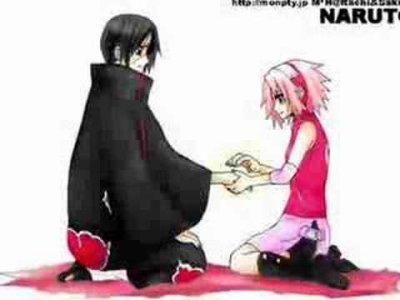 Sakura et Itachi