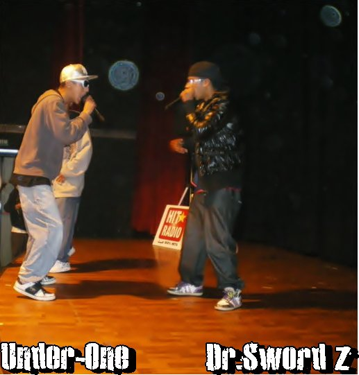 Under-One Dr.Sword z