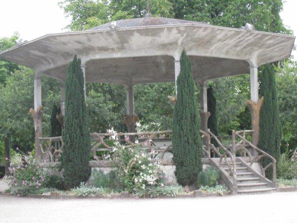 L'arche parc de Saintes