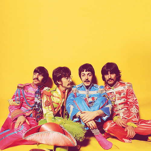 3 - Musique: The Beatles.