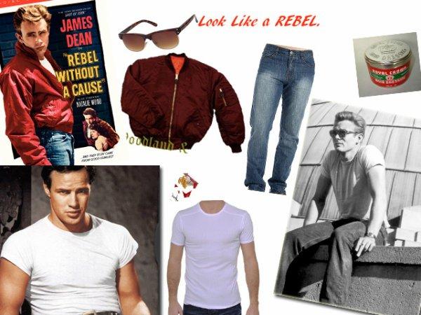 19 - Mode: Habille-toi comme un Rebelle.