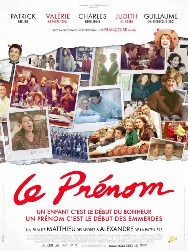 Le Prénom (Ce soir - 23H05 - Ciné+ Premier)