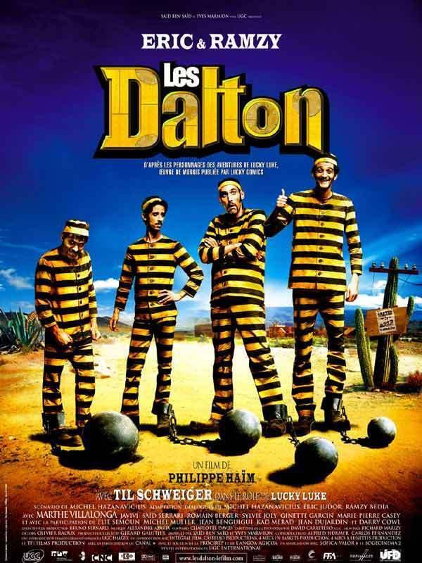 Les Dalton (Ce soir - 22H35 - TMC)