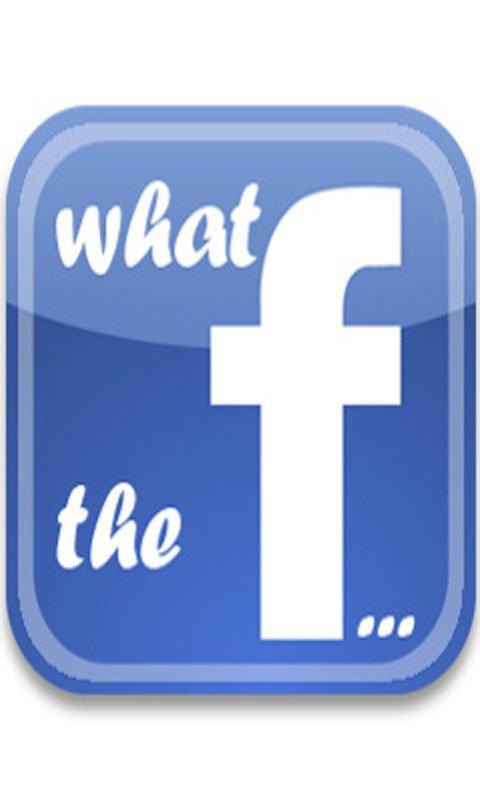 ce que tu te dit quand tu vas sur Facebook...