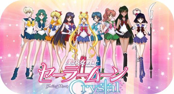 Sailors Senshi outer et inner