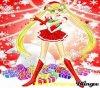 Merry Christmas sailor senshi!