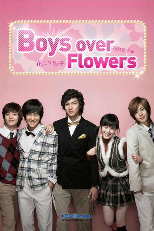 Boys Before Flowers