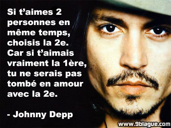 Citation Johnny <3