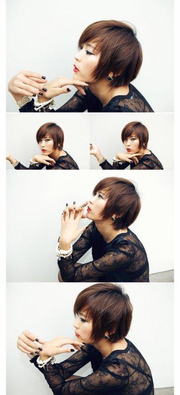 KOREAN HAIR STYLE