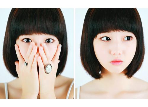 Leur objectif premier, bien plus important que le look ou le maquillage, c'est une peau zéro défaut .