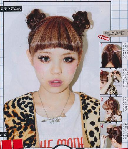 japanese hair-style