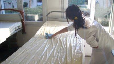 apprendre a faire un lit d 39 hopital blog de bep css1. Black Bedroom Furniture Sets. Home Design Ideas