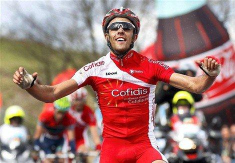 Rémy gagne l' Etape 3 du Tour des Asturies