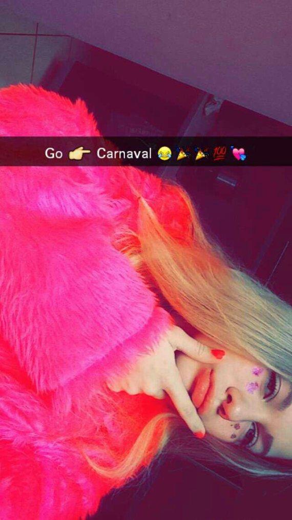 Carnaval 2K16 😏💘💭