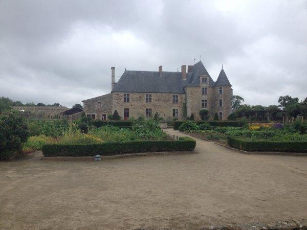 Logis de la Chabotterie à St Sulpice de Verdon (Vendée) : 2 Juillet 2017